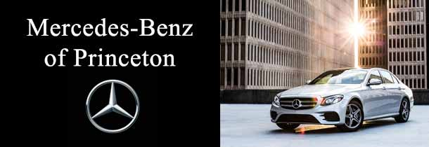 Mercedes-Benz of Princeton is a family owned and operated exclusive Mercedes-Benz dealership located in the Lawrenceville / Princeton NJ area serving Central New Jersey, Lehigh Valley and the Bucks County & Philadelphia region. We have been providing the community with a friendly automotive experience since 1983. We comprise the most competitive lease & purchase options and a 22 Bay Service Department with MBUSA trained technicians to help serve you & your Mercedes-Benz. We continue to provide our clients with quality customer service in sales, service, and customer relations, striving to meet every luxury car driver's unique needs in each and every department.