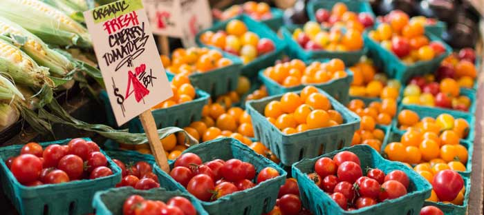 Support the Langhorne Farmers Market in Bucks County, PA
