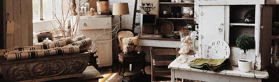 Antique Stores, Vintage Goods in the Langhorne, Bucks County PA area